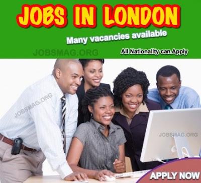 Latest Job Vacancies in London – Apply Now
