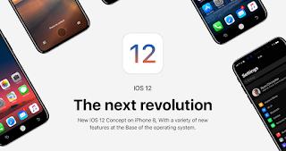 هواتف كثيرة تننظر اصدار نظام iOS 12