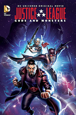Justice League Gods and Monsters 2015 English 720p WEB-DL ESubs 550MB