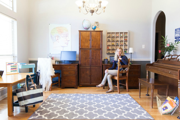 Convert An Underutilized Formal Dining Room Into A Homework