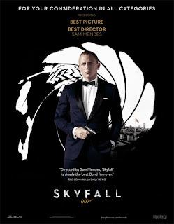 Skyfall - visione cinematografica