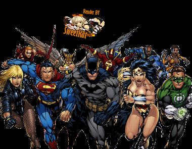 Render Justice League