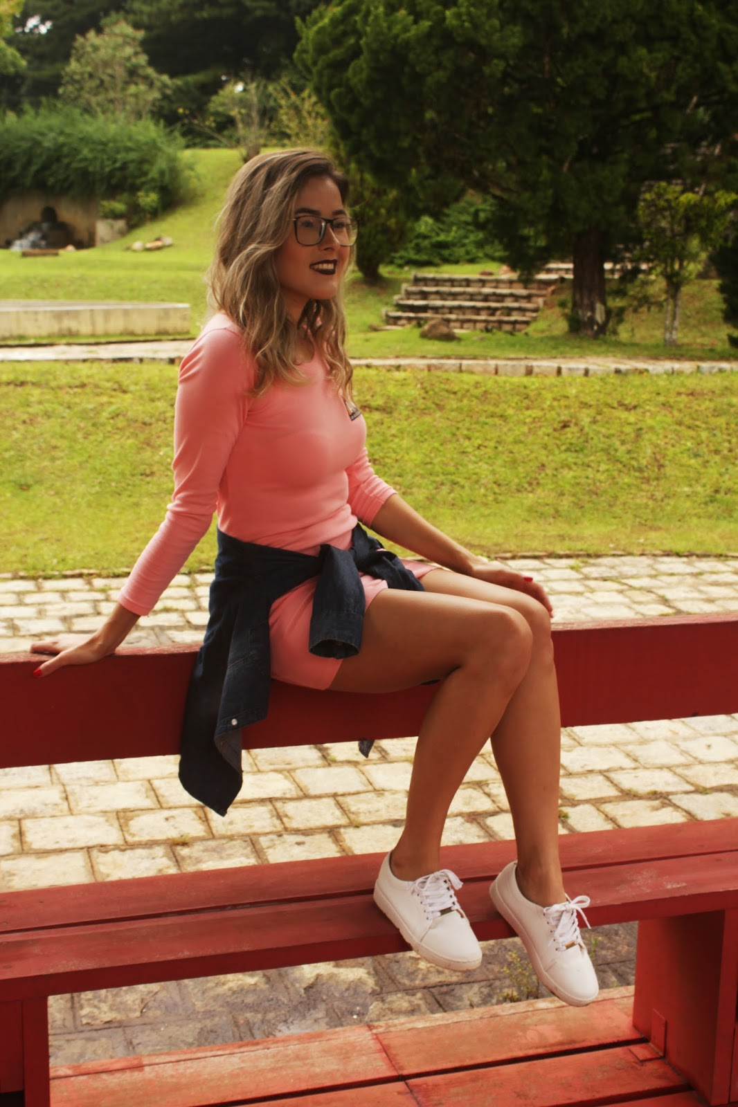 Ally Arruda Chá das Blogguers