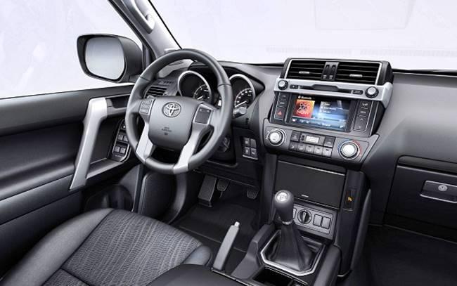 2018 Toyota Prado Redesign   Toyota Reales