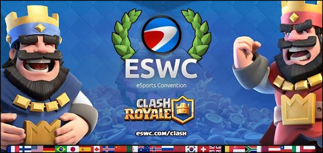 Primeiro dia do Torneio ESWC Royale - Streaming AO VIVO - 1