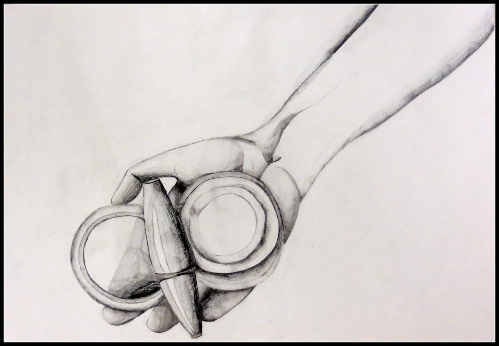 creative hand drawings - HD1600×1110