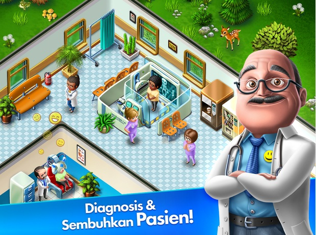 My Hospital MOD APK  Terbaru v1.1.19 (Unlimited Money)