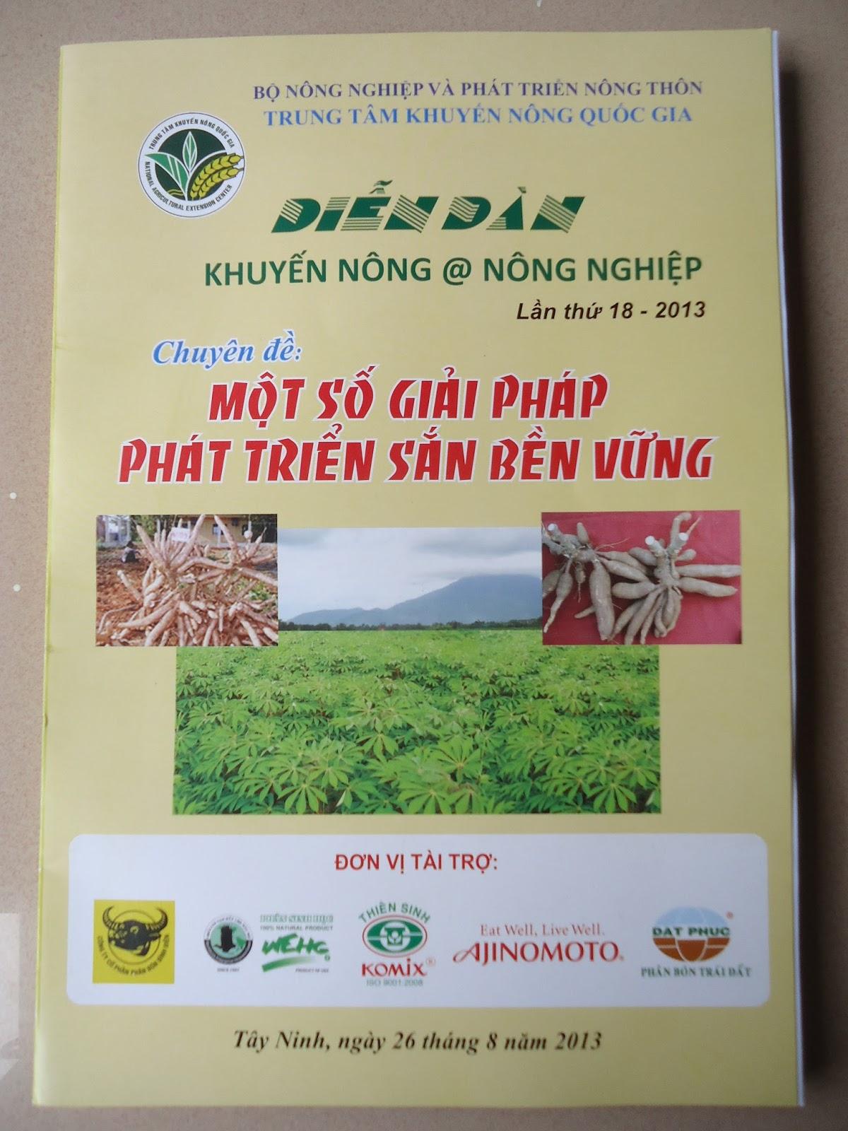 Vietnam Africa Cassava Rice: tháng sáu 2014