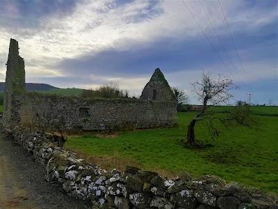 Cullahill Castle and Church ruins