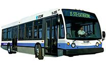 Autobuses en Montreal