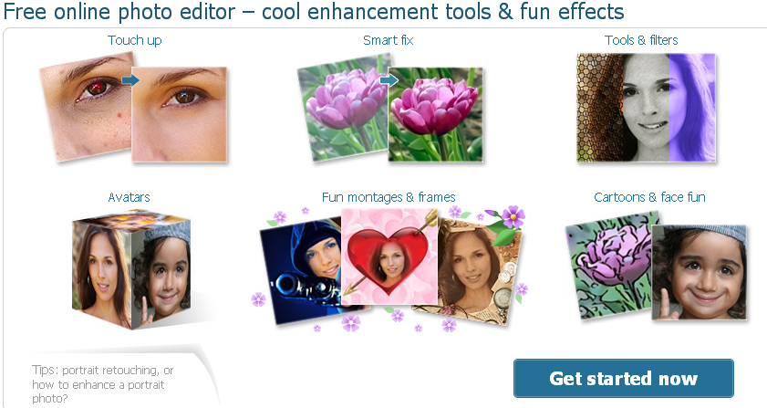 Edit Your Photos Online, Fast and Easy with Pho.to ...