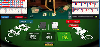 Tips Paling Jitu Menang Casino Dragon Tiger Online
