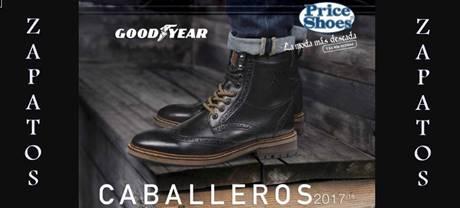 Catálogo Price Shoes Caballero 2017 - 18