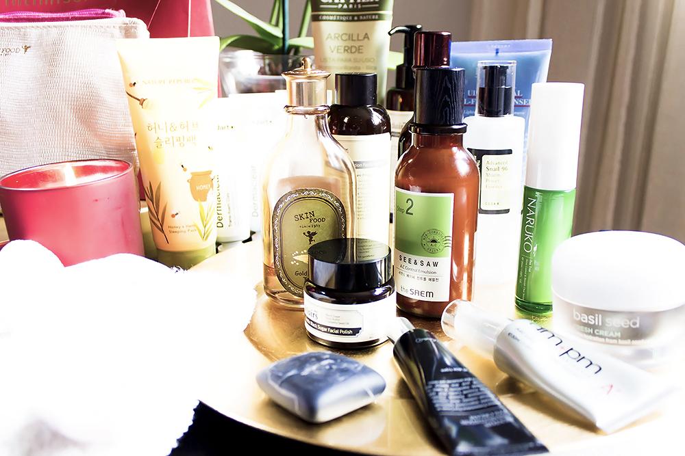 Cómo crear tu propia rutina de cuidado de la piel coreana