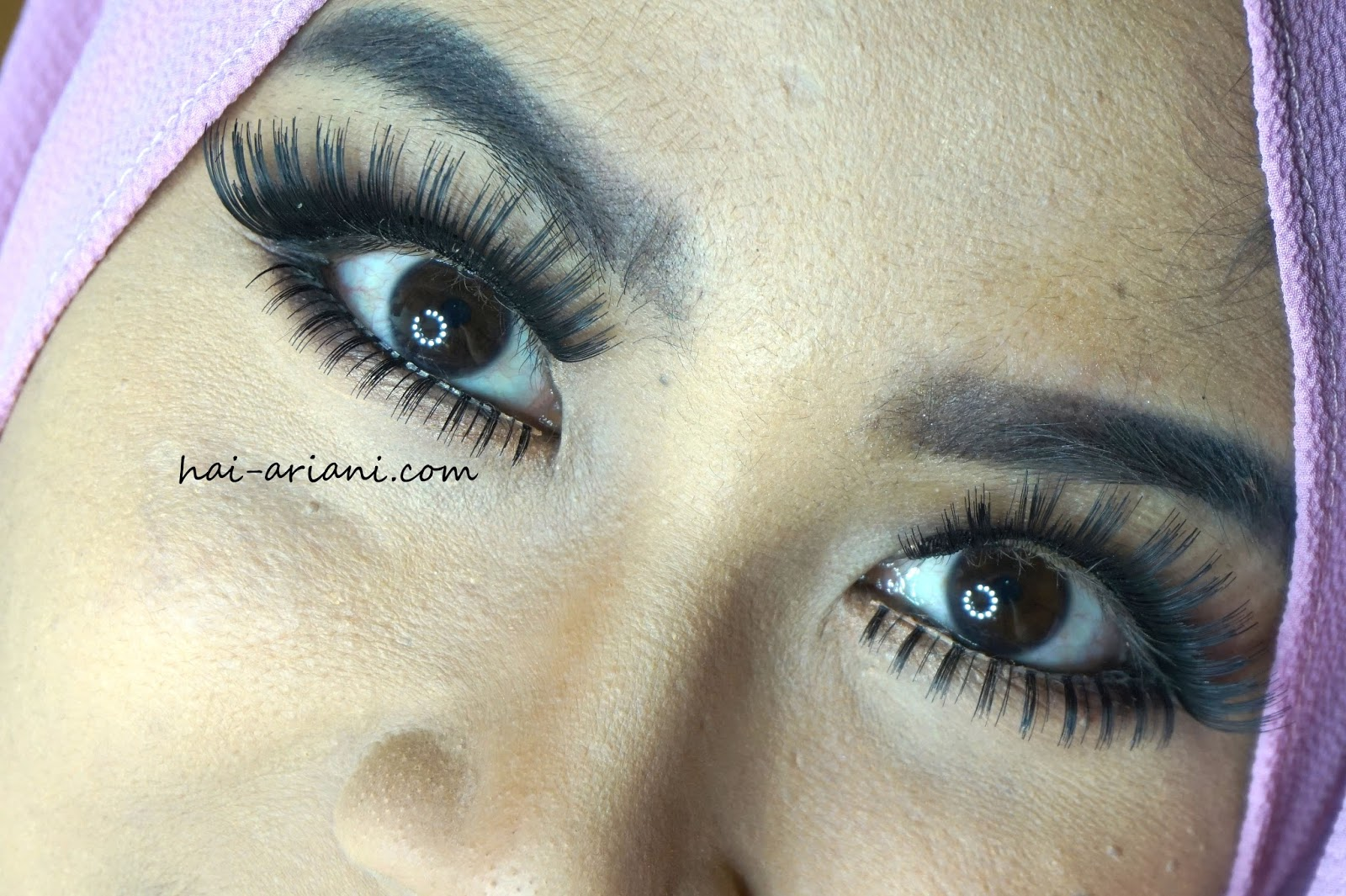 SILVER SWAN LASHES