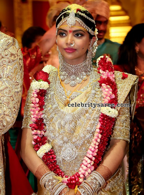 Boinapally Srinivas Daughter Hasini Wedding2