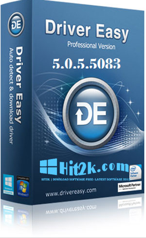 DriverEasy 5.0.5 Serial Key Free Plus License Key Download