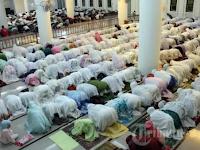 Mengaku Dajjal, Pria Ini Bikin Gempar Seisi Masjid Dengan Teriakannya