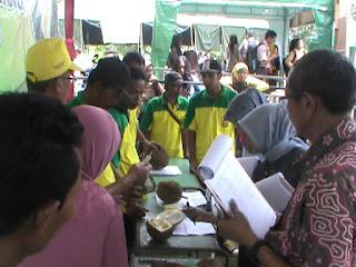 Adu Rasa di Kontes Durian Asli Wonosalam
