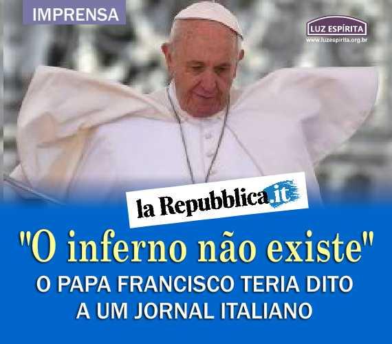Resultado de imagem para O Papa Francisco deu uma entrevista ao jornal La Repubblica