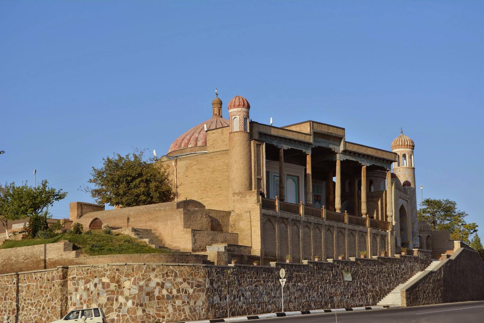 Hazrat Khizir (Hızır Hazretleri)  camii