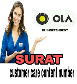 ola customer care number surat