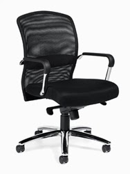 11790B Offices To Go Mesh Chair