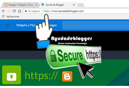 Blogger ahora ya es compatible con HTTPS en dominios personalizados