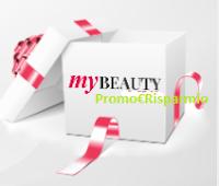 Logo MyBeauty: diventa tester di un prodotto a sorpresa