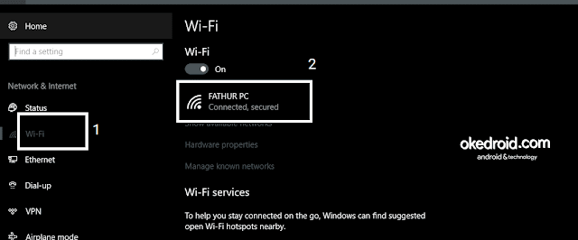 Wifi Windows 10