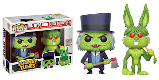 Pop! Animation Mr Hyde and Bugs Bunny 2-pack.
