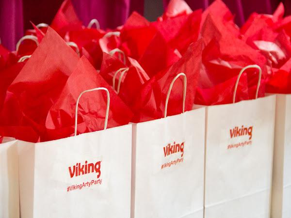 #VikingArtyParty