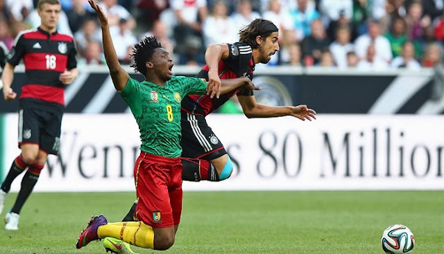 Alemania vs Camerun en vivo