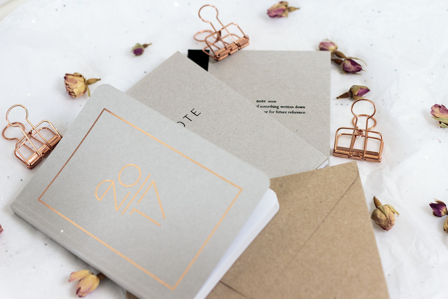 Brainy days stationery