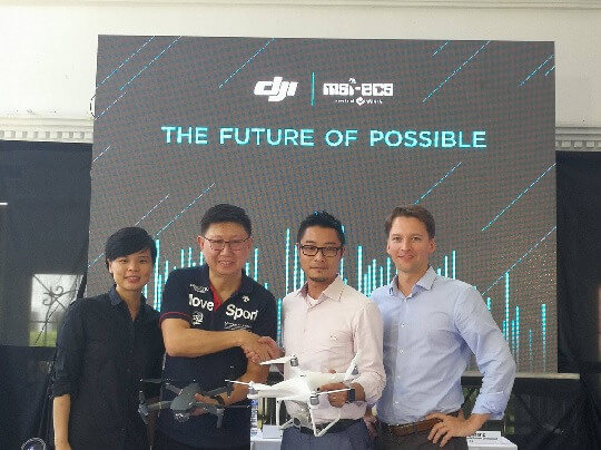 MSI-ECS To Distribute DJI Drones and Other Products In The Philippines