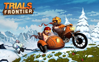 Trials Frontier Mod Apk + Data