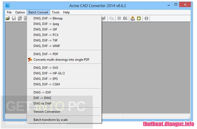 Download Acme CAD Converter 2019 v8 9 8 1480 Full Cr@ck