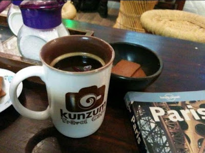 Coffee, Tea by Kunzum Travel Cafe, Hauz Khas Village, New Delhi