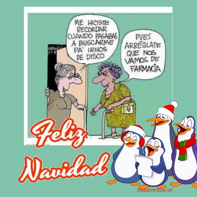 amigas farmacias feliz navidad
