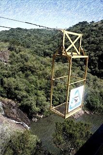 Super Cabo, no Parque da Cachoeira, São Francisco de Paula