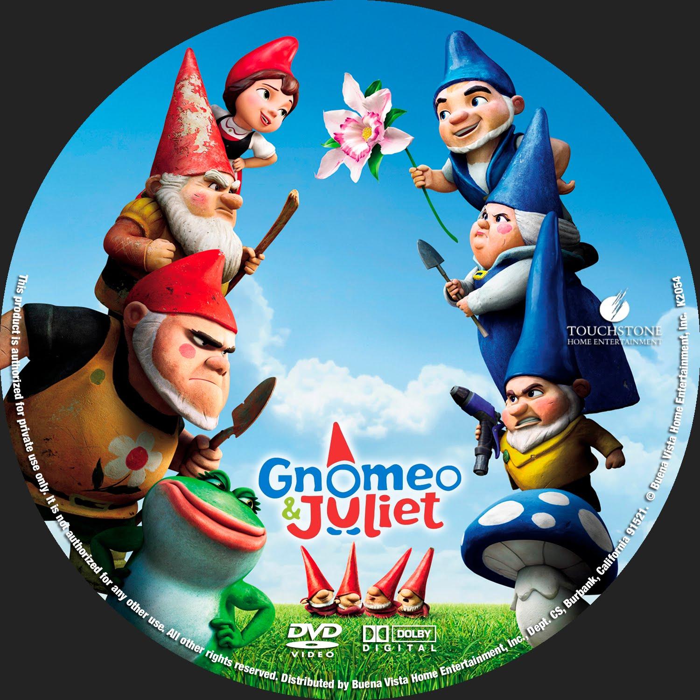 Baratta Infantil Gnomeu E Julieta