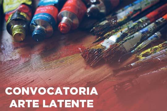 CONVOCATORIA ARTE LATENTE