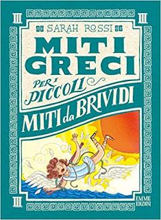 Miti Da Brividi. Miti Greci Per I Piccoli PDF