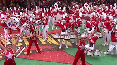 Macy's Parade 2016 Bamds