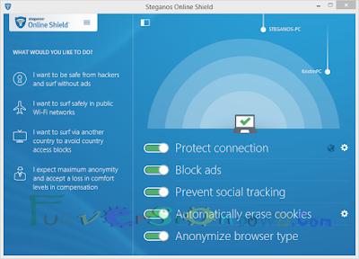 Steganos Online Shield PVN 1.4.14 Full Key