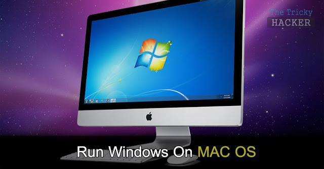 Simple Tutorial On How To Run Windows on Mac OS