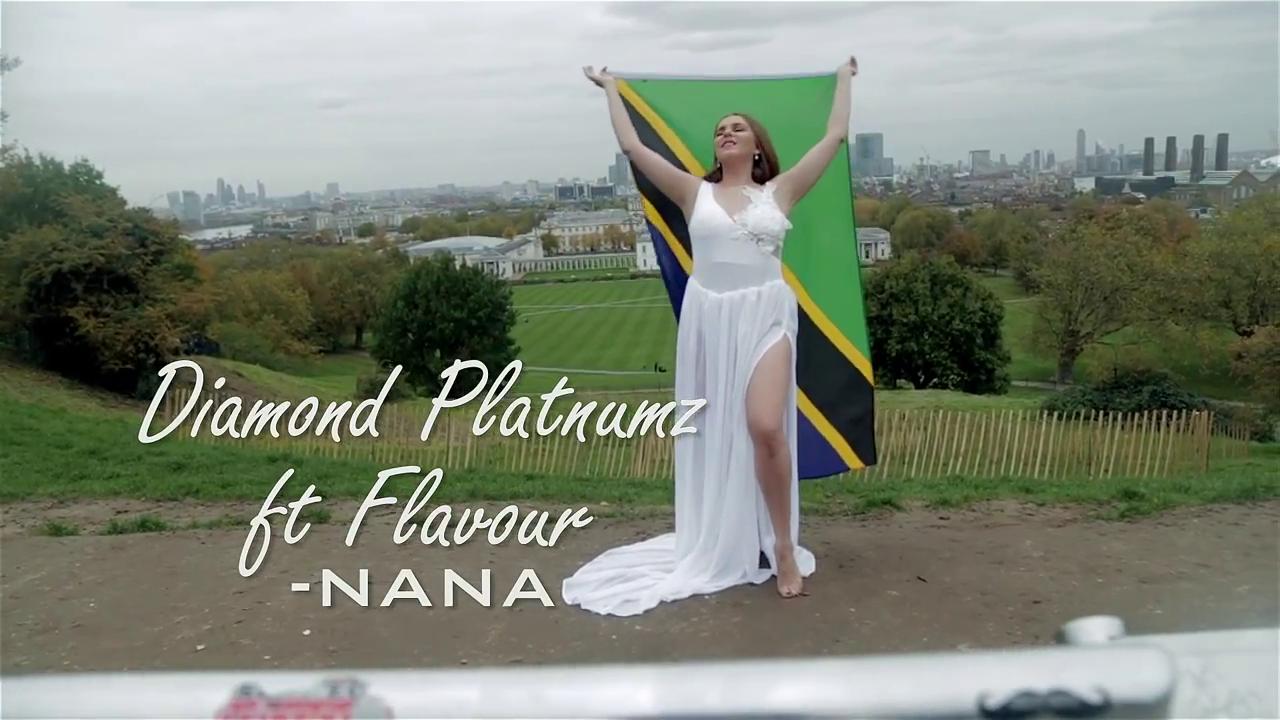 Official Video HD | Diamond Platnumz ft Mr flavour - Nana