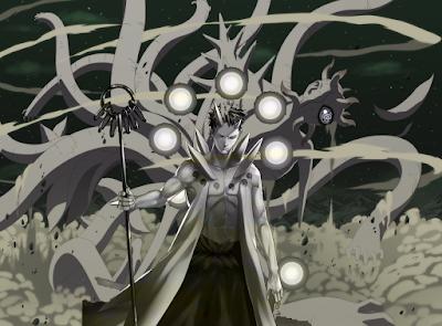 makhluk chakra yang ada di dalam anime dan manga Naruto Mengenal 11 Biju dan Para Jinchuriki-nya
