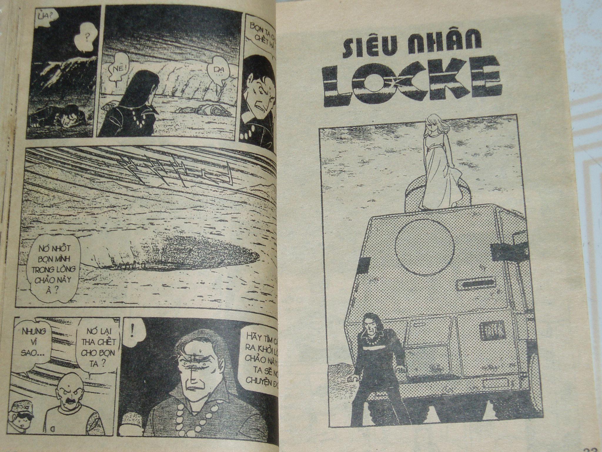 Siêu nhân Locke vol 18 trang 15