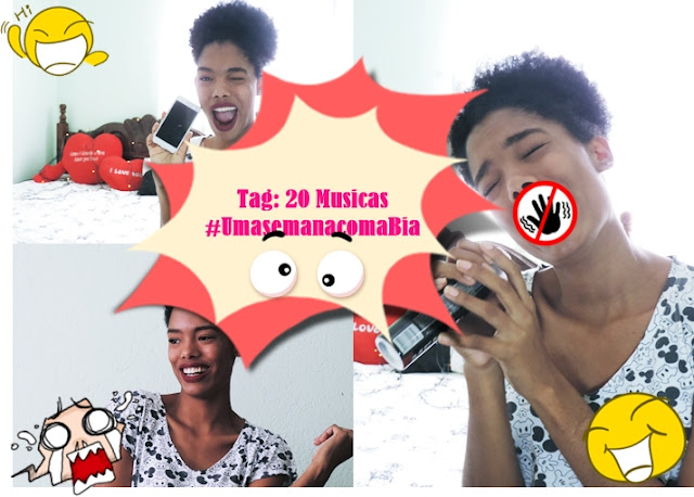 Video: Tag 20 Musicas #UmasemanacomaBia